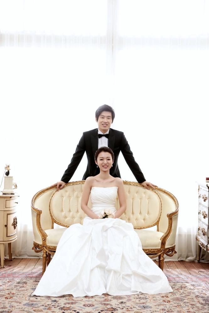 결혼 소개 사진